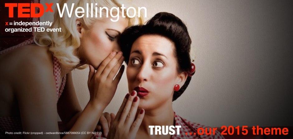 2015 TEDxWellington