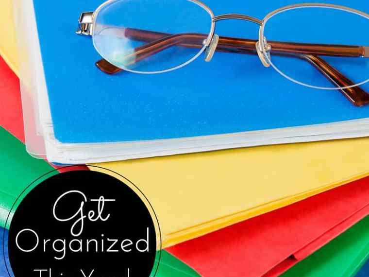An easy way to organize writing projects.