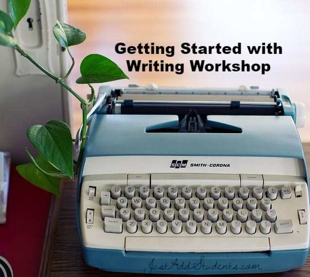 Getting Started with Writing Workshop