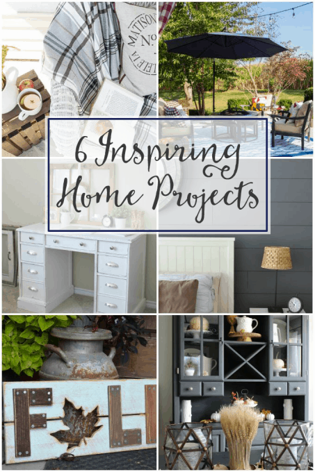 6 Inspiring Home Projects
