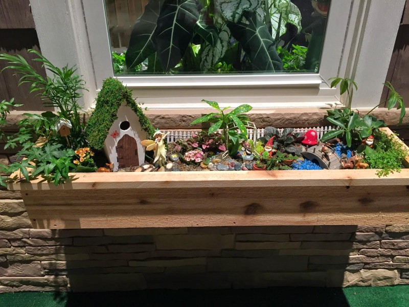 Large Of Backyard Garden Planter Box
