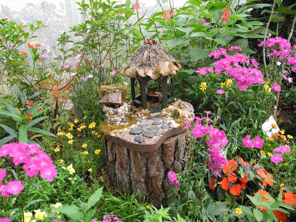 Fullsize Of Miniature Fairy Gardens