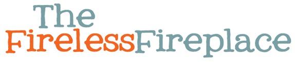 Fireless Fireplace