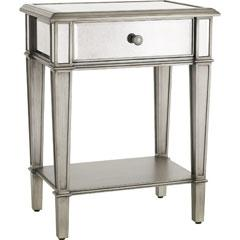Home - Pier 1 Imports - Furniture - mirrored nightstand