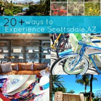 What to do in Scottsdale? Fashion Square, The Quarters and other Home Decor Stores