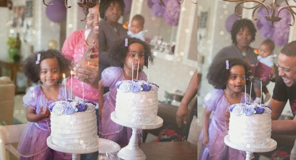 Sofia the First Birthday Party Cake Idea