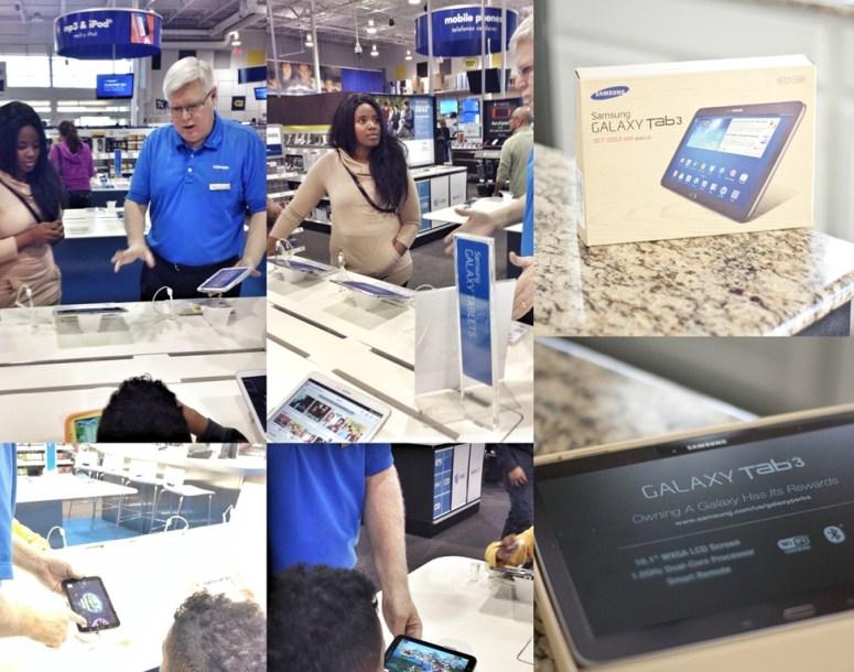 Galaxy Tab 3 #shop