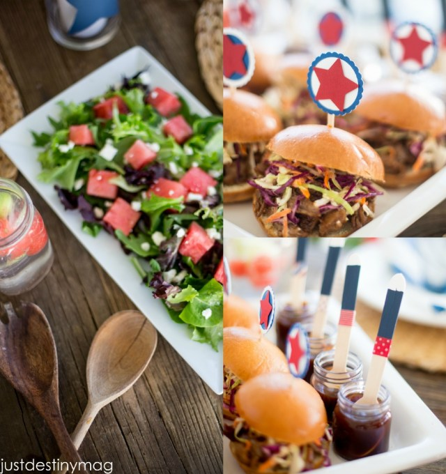 Easy Fourth of July Party Ideas