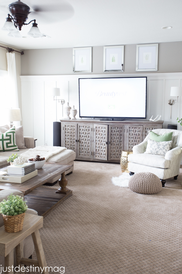 Green and Gray Family Room Inspirationl -Just Destiny_-2