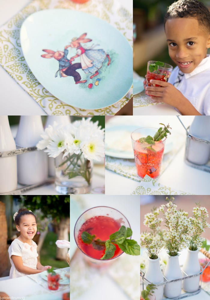 Childrens Easter Table Ideas
