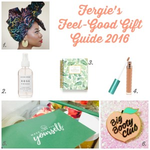 Fergie's Feel-Good Holiday Gift Guide 2016