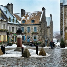 Quebec City for Christmas