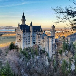 Capturing Neuschwanstein