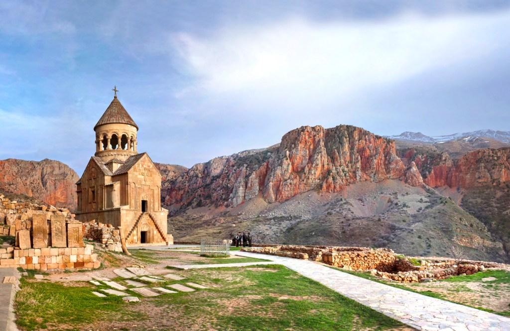 noravank monastery armenia
