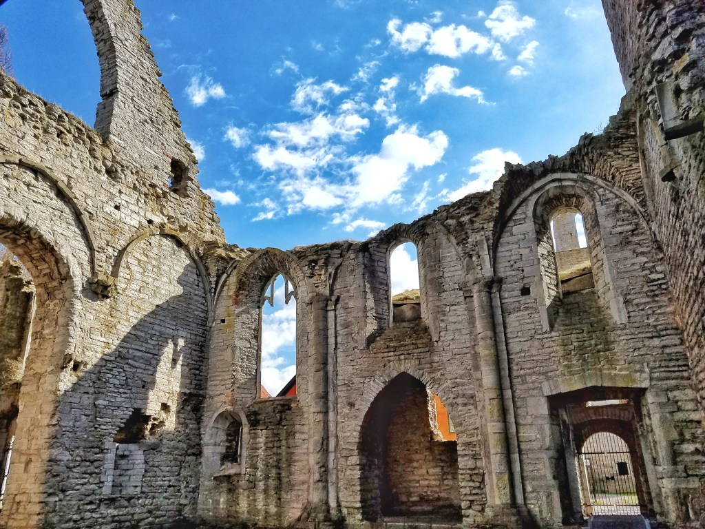 Visby Church Ruins