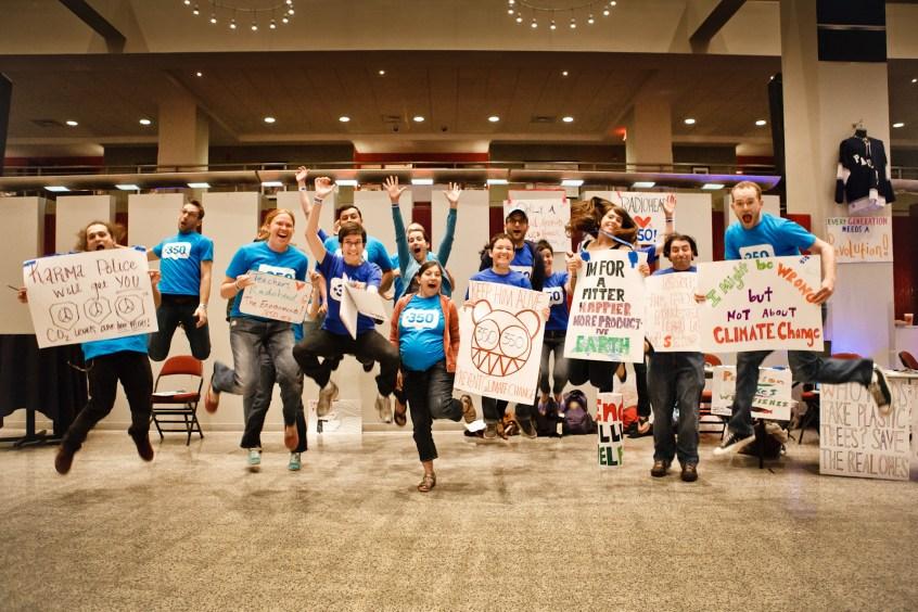 Our volunteers in Newark 6/1/12
