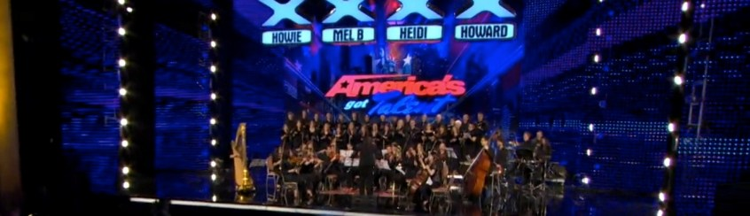 2013-06-04 3penny on America's Got Talent - whole theater judges from back JPG - CROPPED
