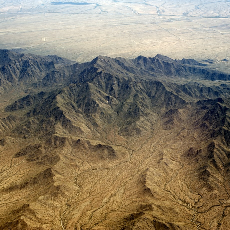 Meanwhile Somewhere Over Nevada