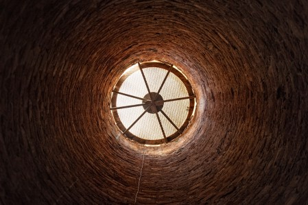 Castillo de San Cristobal Dungeon Skylight