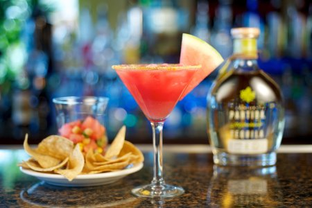 Partida Tequila Margarita at Aldaco's Stone Oak