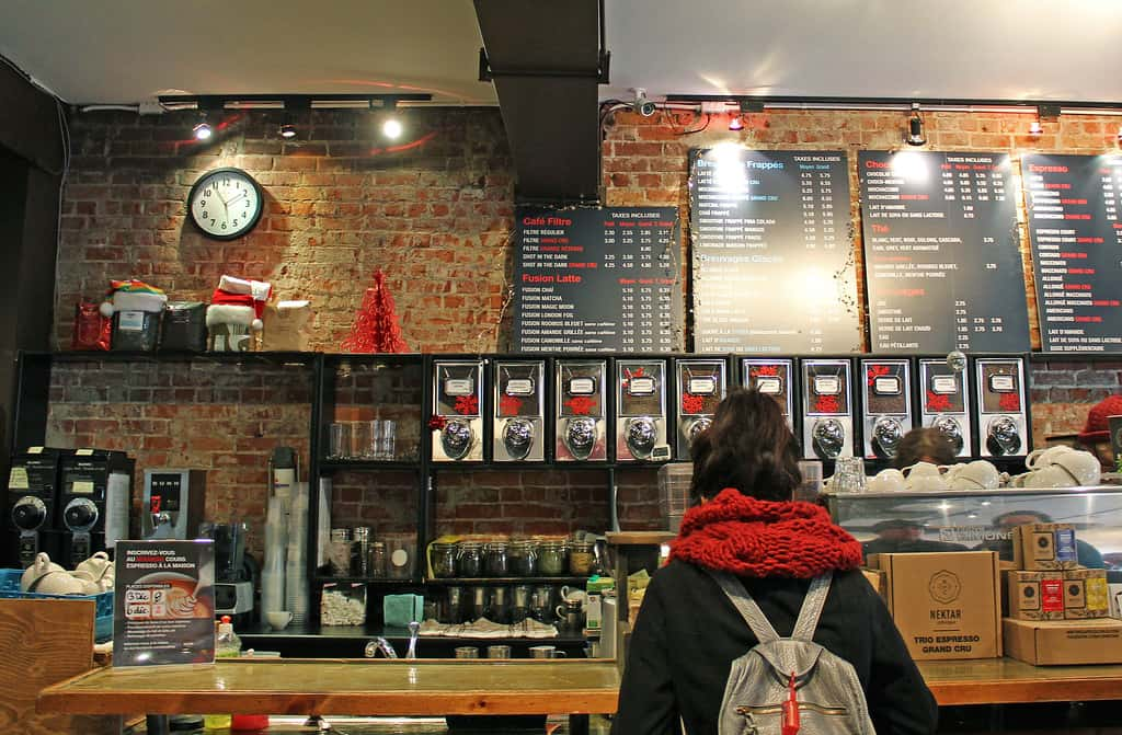 The Best Coffee in Quebec City – Nektar Cafeologue
