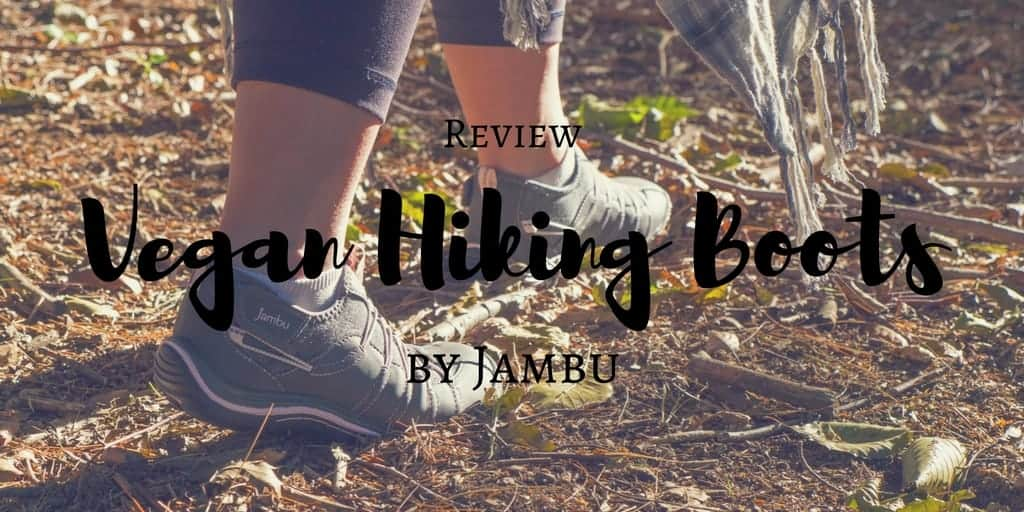 Vegan Hiking Boots by Jambu – Product Review