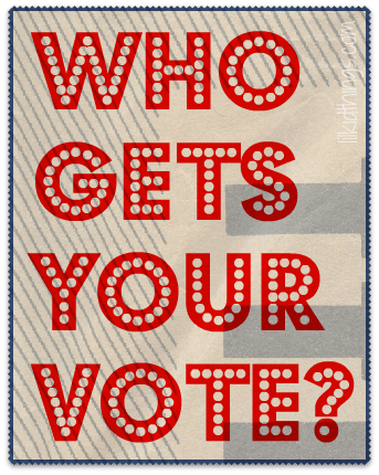 election 2012, vote, lilkidthings