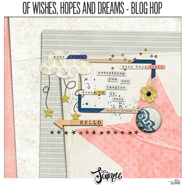 Of Wishes, Hopes and Dreams Blog Hop Freebie