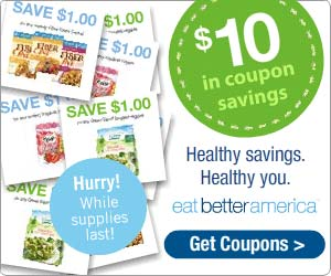 $10 Coupon Savings Booklet (Limited Time)