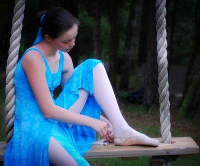 Our Ballerina, 12