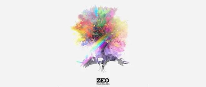 zedd release addicted to memory single from true colors album
