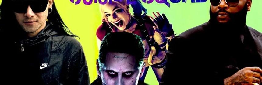 purple lamborghini skrillex and rick ross from suicide squad movie soundtrack