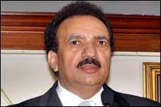 rehman malik scandals