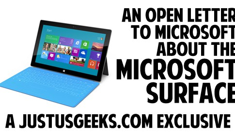 Microsoft Surface Featured