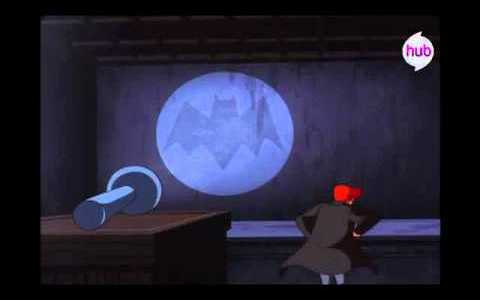 Batman: The Animated Series promo done as Dark Knight Rises trailer!