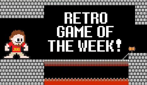 Retro Game Featured