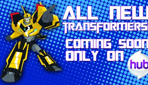 New Transformers Featured