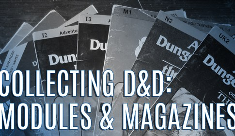 D&D Modules & Magazines