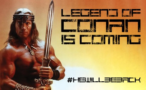Legend of Conan