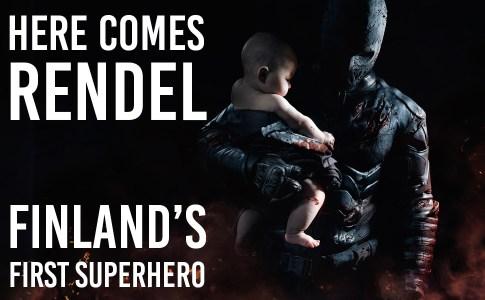 Rendel Superhero