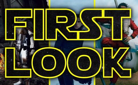 Star Wars The Force Awakens Cast
