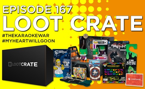 Loot Crate Podcast