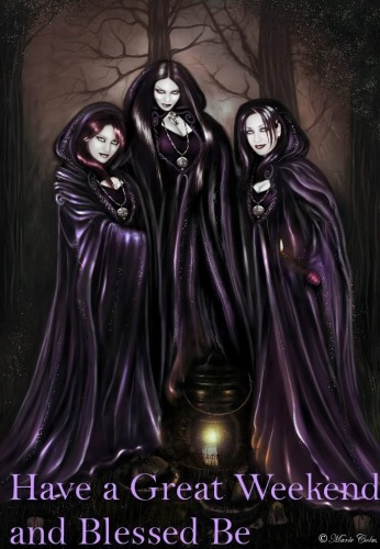 Stygian Witches
