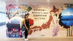 Konnichiwa from Tokyo town  travel jusztravel traveljapan traveltokyo tokyohellip
