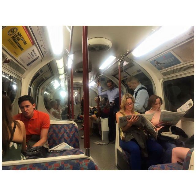 The #tube in #London #england #uk #unitedkingdom #europe #travel #jusztravel #travelporn #peoploflondon