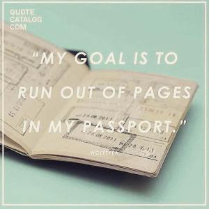 travel travelquote jusztravel justgo passport