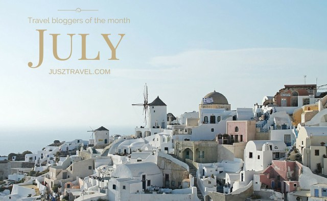 Travel bloggers of the month