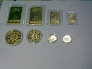 Emas Public Gold pertama dibeli pada tahun 2010-rm48k