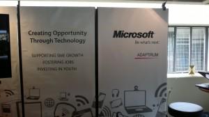 Microsoft Adaptrum board