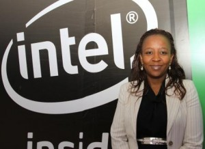 Agatha Gikunda Newly Appointed Lead Intel Software Services Group East Africa Strathmore SSG Launch